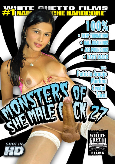 Monsters of She Male Cock 27 (2012)