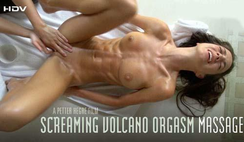 Kiki - Screaming Volcano Orgasm Massage - Hegre-Art