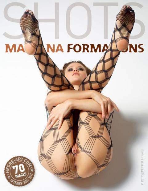 Shoots - Marjana - Formations