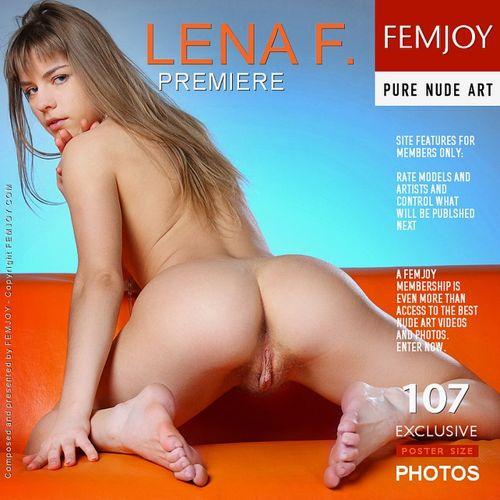 Femjoy - Lena F – Premiere 08 Jun 2012