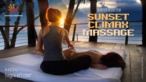 Hegre - Sunset Climax Massage 19 Jun 2012