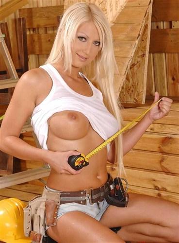 Pamela M. - Working Up A Sweat! - DDFProd / DDFBust}