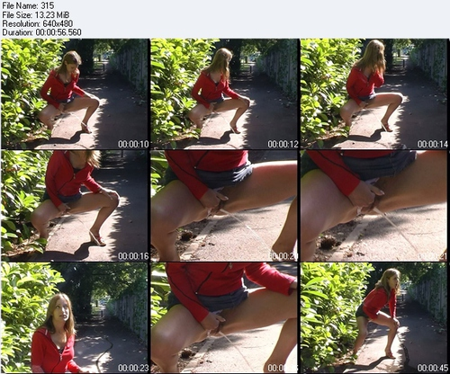 Pissing Video Clips 6