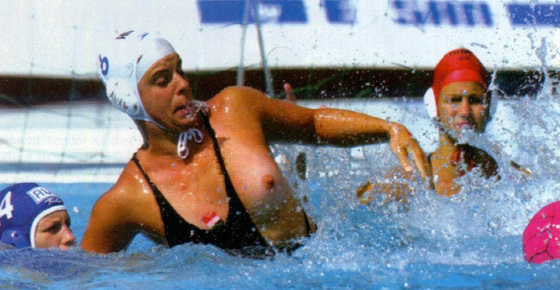 Сучайные эротические моменты в спорте 8 фотография