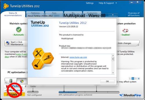 Tuneup utilities 2016 9.0.4100.12 final incl key