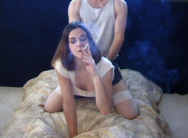Smoking porn tube style vids
