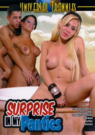 Surprise In My Panties (2013)