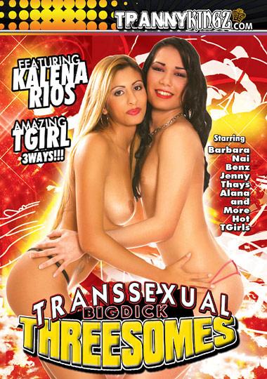 Transsexual Big Dick Threesomes (2010)