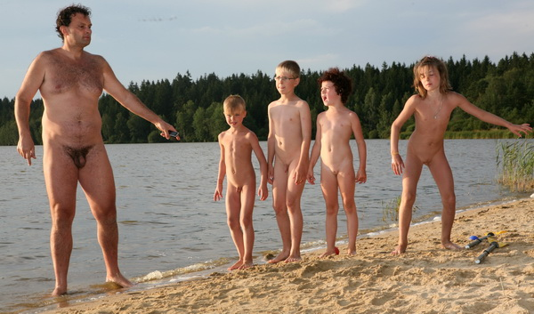 children nudists