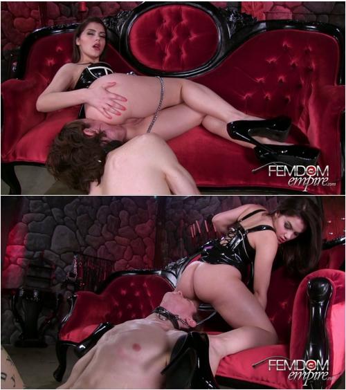 Valentina Nappi Femdom Anilingus Ass Worship And Lick