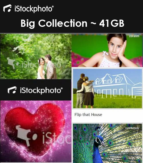 iStock Video Footage Collection - 2011