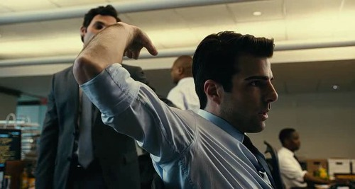 Margin Call (2011) PLSUBBED.RC.BDRip.XviD-BiDA / Napisy PL