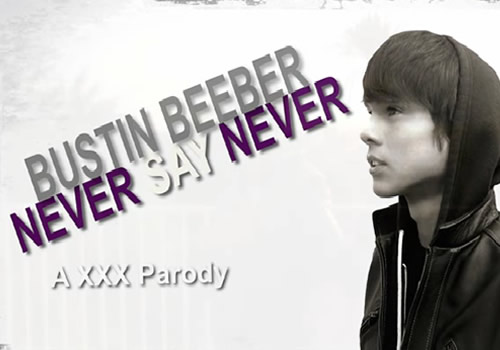 [Gay] Bustin Beeber – Never say never