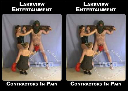 Contractors In Pain  Female Domination