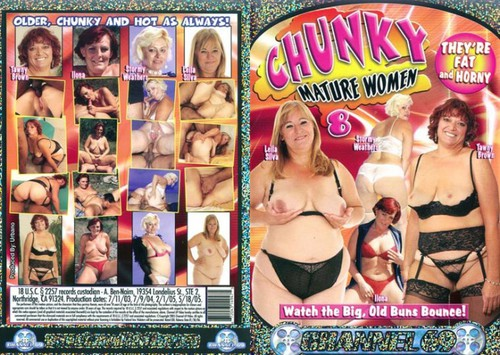 Chunky Mature Women #8 Mature