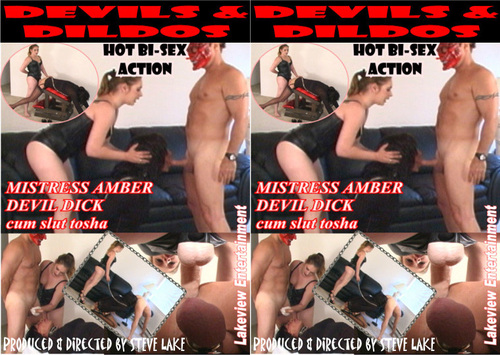 Devils & Dildos  Female Domination