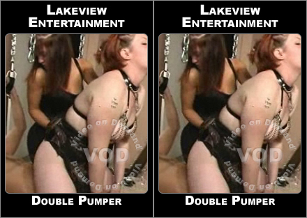 Double Pumper Female Domination