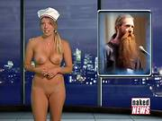 Naked news ariella banks streets