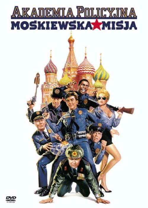 Akademia Policyjna 7: Misja Moskwie / Police Academy 7: Mission to Moscow (1994) DVDRip Lektor PL
