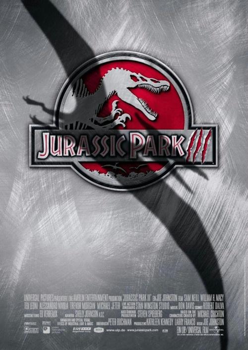 Park Jurajski 3 / Jurassic Park 3 (2001) DVDRip Lektor PL