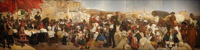 Sorolla el pintor de la luz de espa a taringa - Busco trabajo de pintor en madrid ...