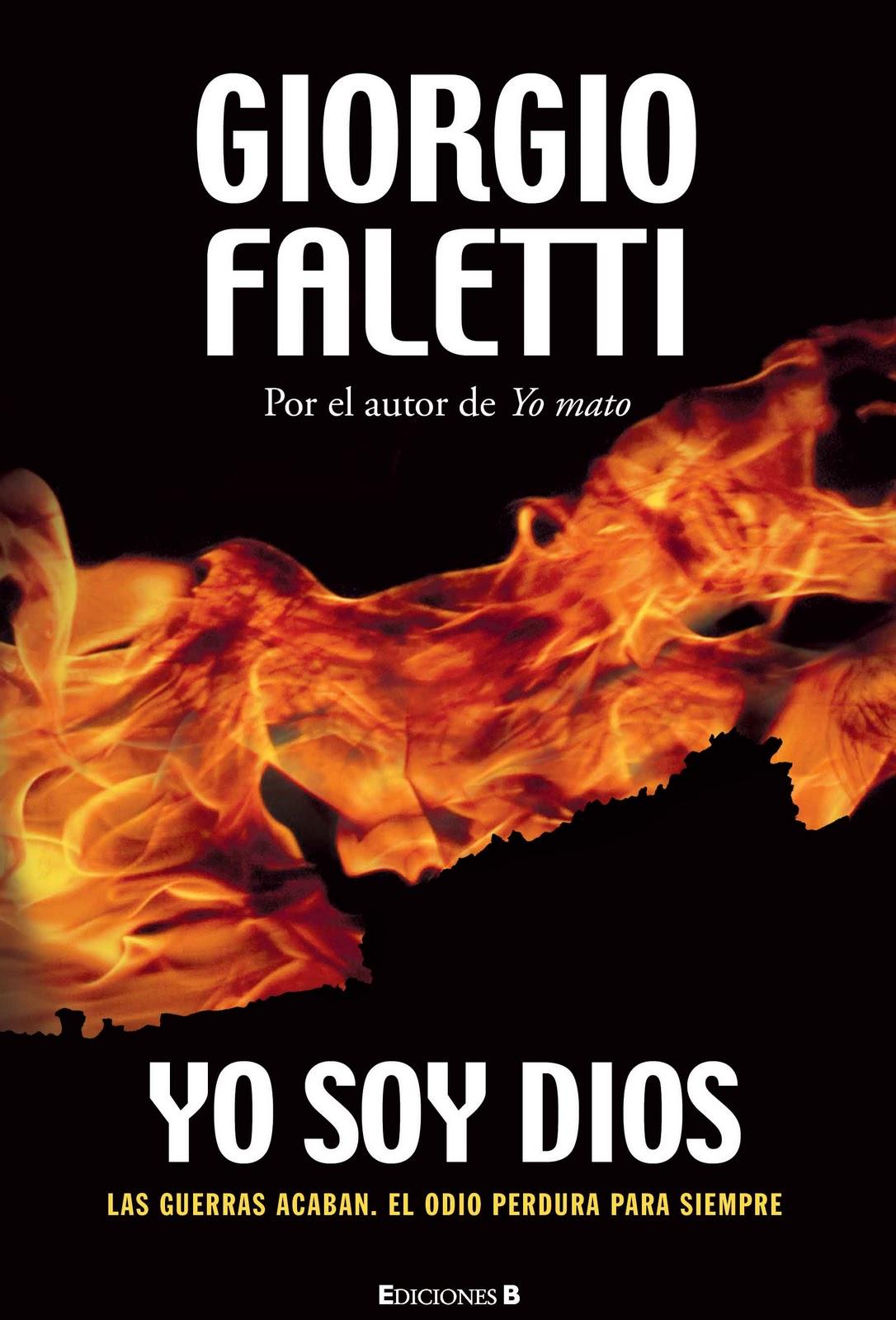 Yo soy Dios-Giorgio Faletti y 10 libros mas muy buenos entra