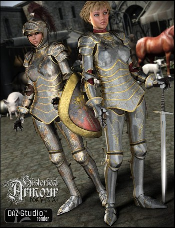 Historical Armor for V4