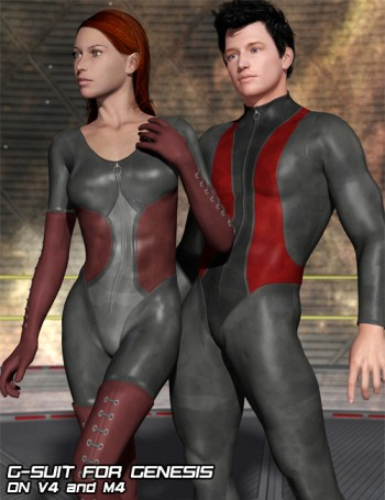 G-Suit, Bodysuit for Genesis