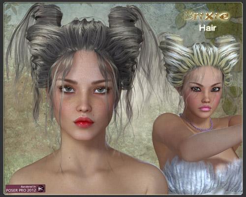 Brixie Hair