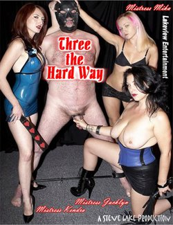Three The Hard Way Female Domination