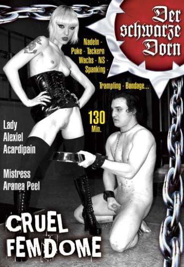 Cruel Femdome 8 Female Domination