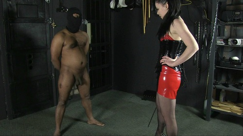 Busting Big Balls Female Domination