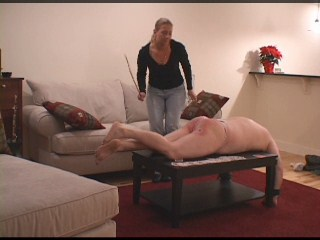 Card Cane Female Domination
