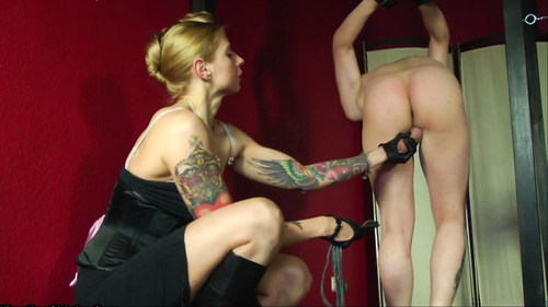 Suffer Torments Female Domination