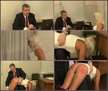 Russian Labour  Spanking