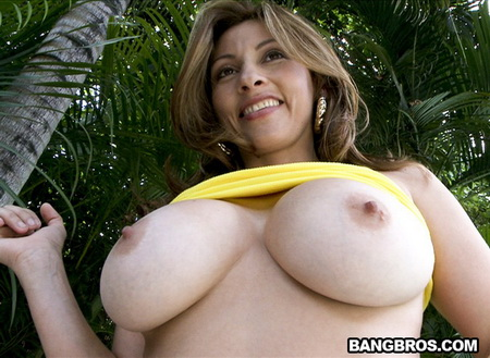 Big Tits Round Asses - Lisa (Huge Latin Tits) (720p)