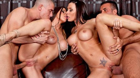 Real Wife Stories - Rachel Starr, Rachel RoXXX (A Swinging Good Time)