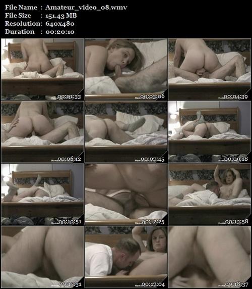 Re: Amateur video (sex tape collection)