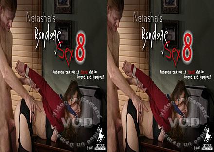 Natasha's Bondage Sex #8 BDSM