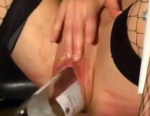 shy amateur czech gives hot blowjob