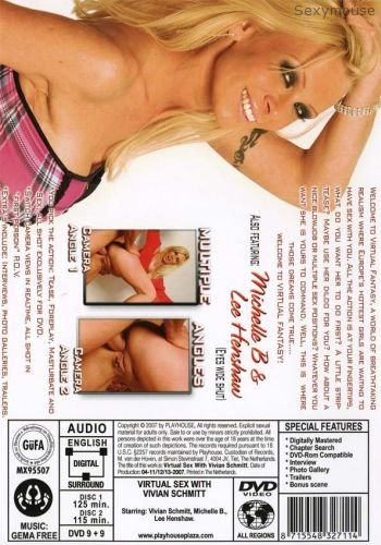 Interactive dvd girl 7