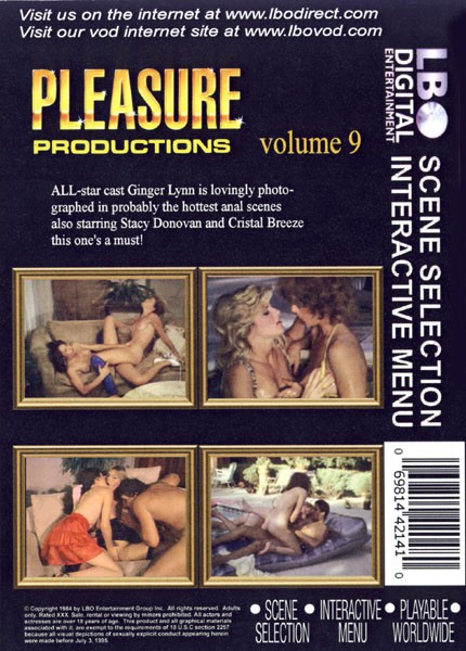 Jody swafford pleasure productions 2