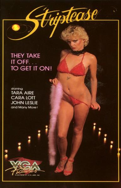 Strip tease 1970s style - YouTube