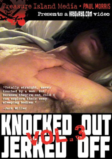 Knocked Out Jerked Off 3 Cover
