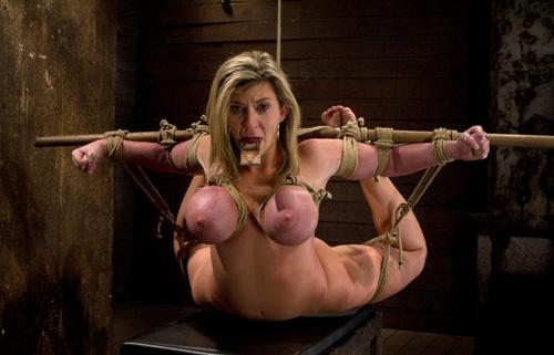 Think, Sara jay breast bondage apologise