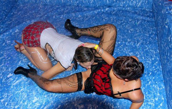 The CFNM Costume Ball Part 3 - Shower Cam12,