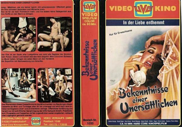 Chinesischer Sexfilm November 1993
