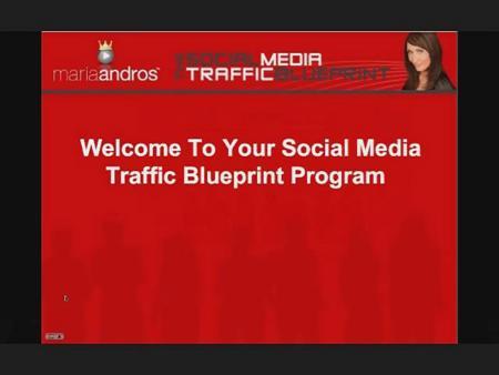 FSC] Maria Andros - Social Media Traffic Blueprint (Complete