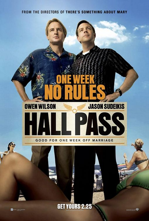 Trailer HD, Avant Premiere, Descarga | Hall Pass (2011)