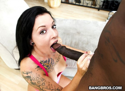 Aria Aspen - Straight Dicking Her Down
